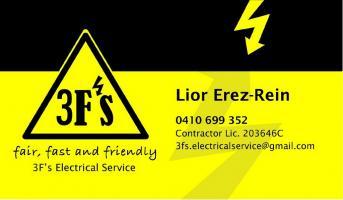 3Fs Electrical Service