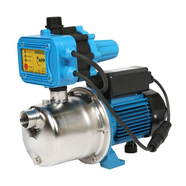 View Photo: Sparkle Pumps SJP-375PC Automatic Water Jet Pump 50 L/Min, 34m Lift (5 Taps) $382