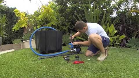 Watch Video : How To Install A Pressure Pump