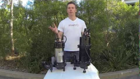 Watch Video: Review of Macerator and Sewage Pumps GC and GD