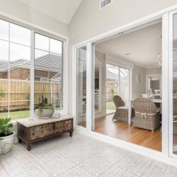 View Photo: A custom built glass conservatory