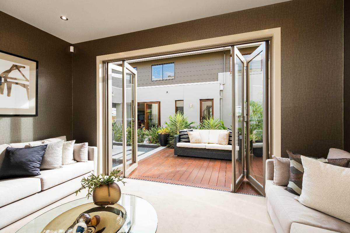 View Photo: Aluminium bifold doors