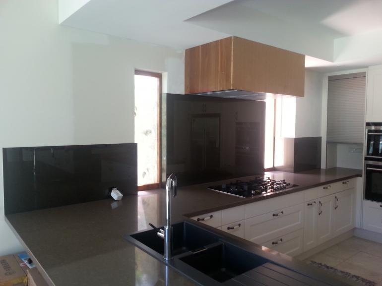View Photo: Blast Grey 2 Splashback