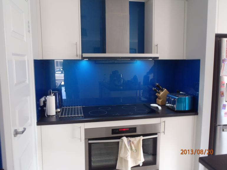 View Photo: XR Blue Splashback