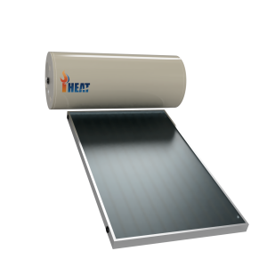 View Photo: iHeat 300L Single Panel Roof Mount with Electric Booster