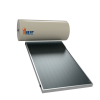 iHeat 300L Single Panel Roof Mount with Electric Booster