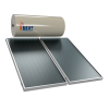 iHeat Roof Mount 300L Twin Panels & Electric Booster