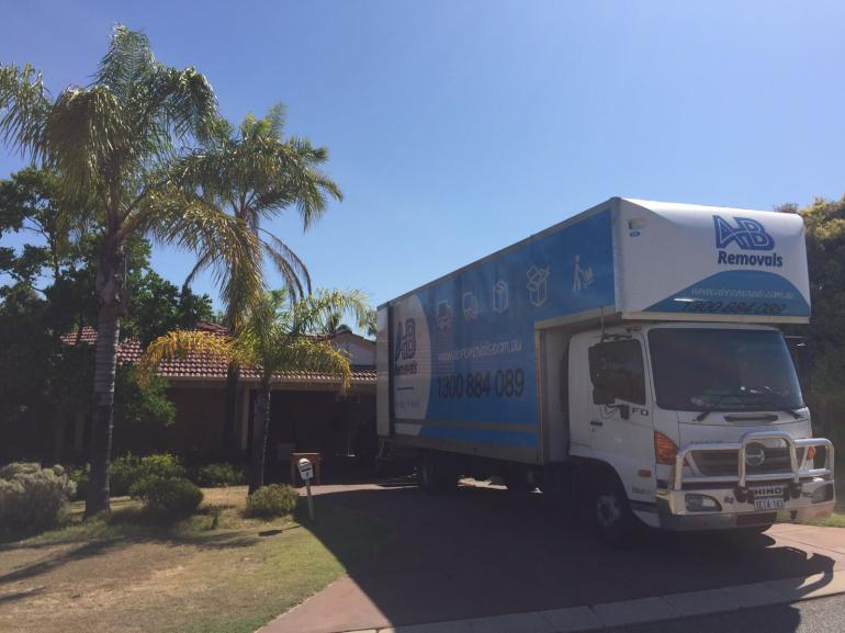 View Photo: House Removals Perth