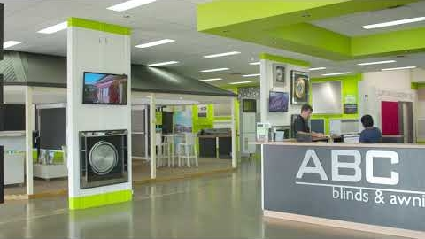 Watch Video: Cannington Showroom - ABC Blinds