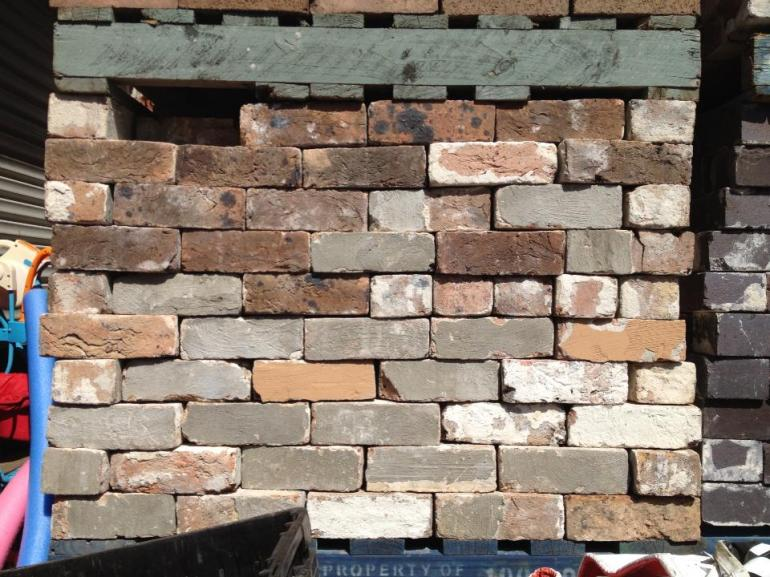 View Photo: Convict or Sandstock Bricks
