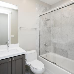 View Photo: Framed Sliding Shower Screens
