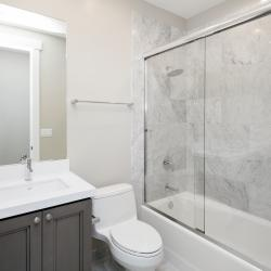 View Photo: Framed Sliding Shower Screens