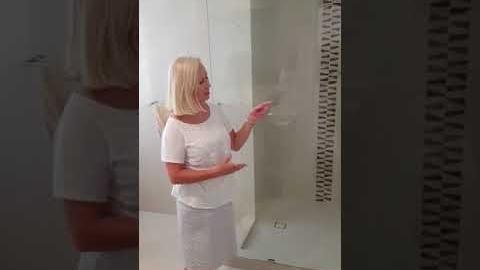 Watch Video : Frameless shower screens Perth