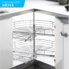 270 Degree Rotating Wire Basket