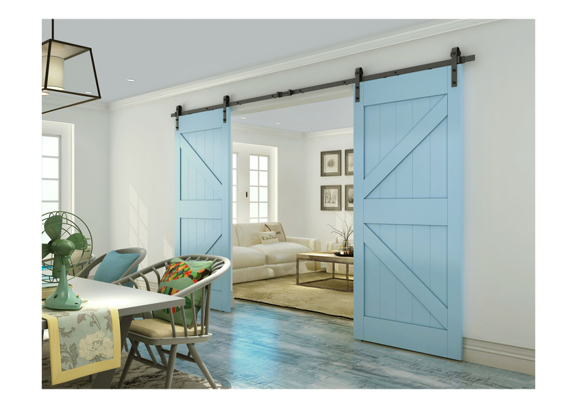 Browse Brochure: Professional Sliding Barn Door & Hardware