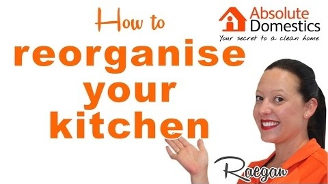 Watch Video: How to Reorganise Your Kitchen