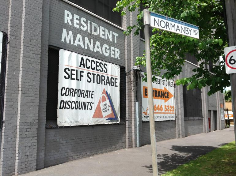 View Photo: Access Self Storage