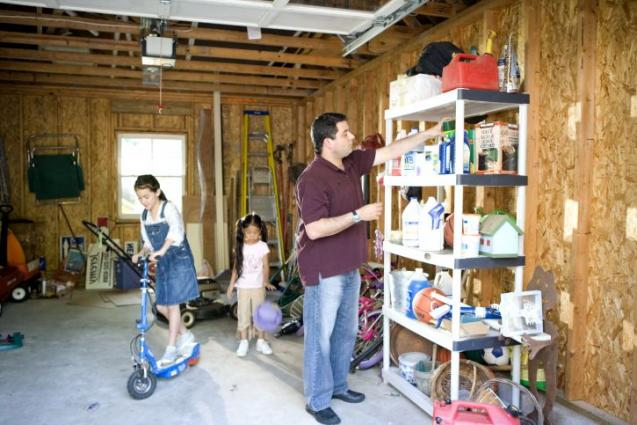 Read Article: How to spring clean your garage door