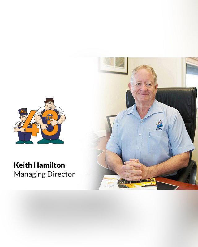 View Photo: Keith Hamilton - Managing Director