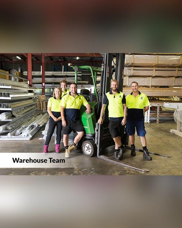 View Photo: Warehouse Team