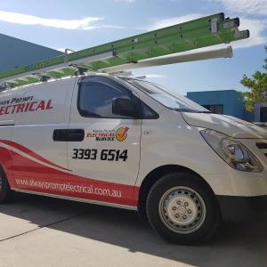 View Photo: Electrical Service Van