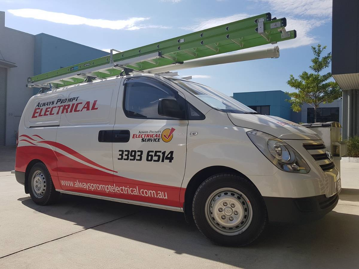 View Photo: Electrical Service Van