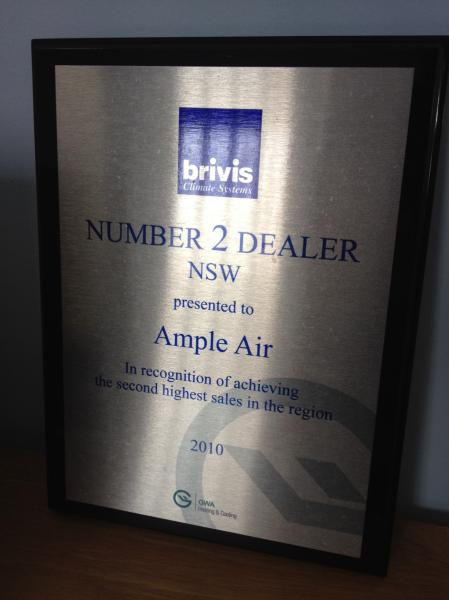 View Photo: #2 NSW Brivis Dealer
