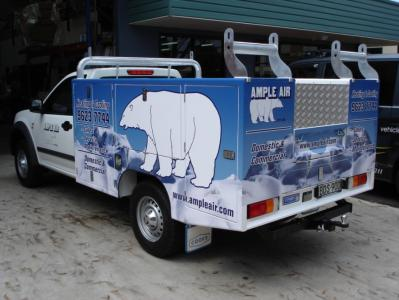 View Photo: Ample Air Service Vehicle