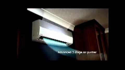 Watch Video: Toshiba Daiseikai Inverter Hi-Wall