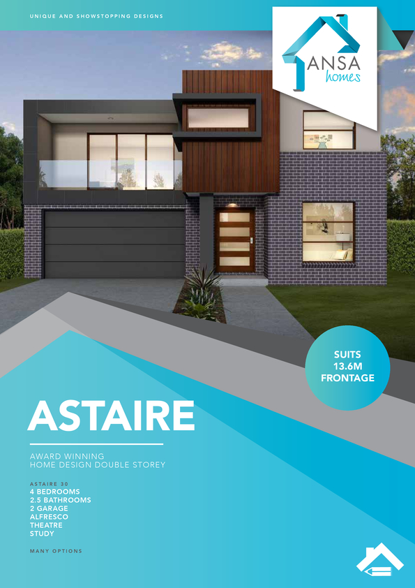 Browse Brochure: ASTAIRE 37 - Award winning