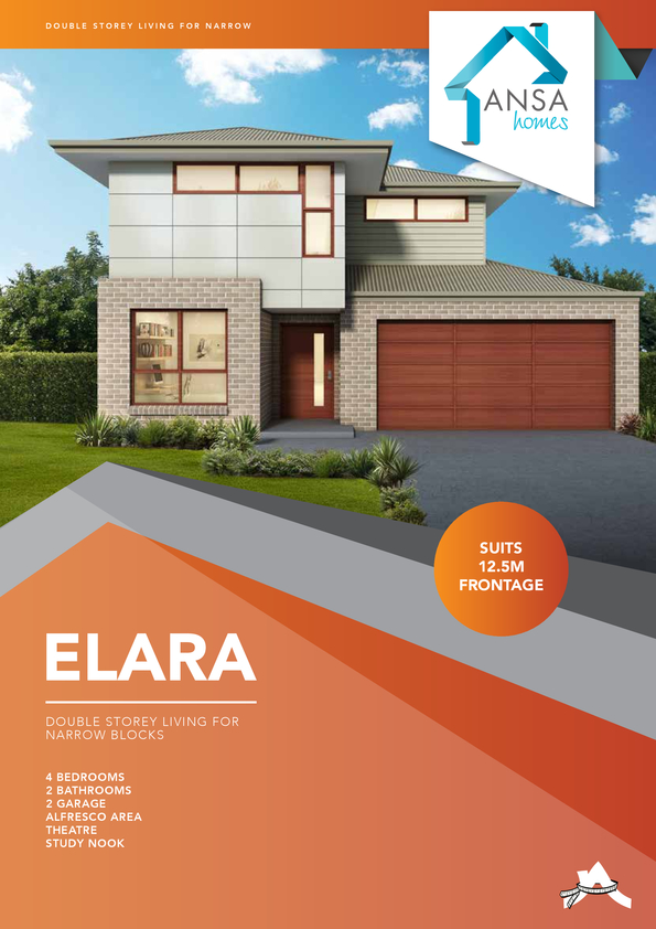 Browse Brochure: ELARA - No compromise