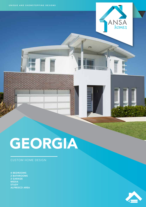 Browse Brochure: GEORGIA - Next generation living