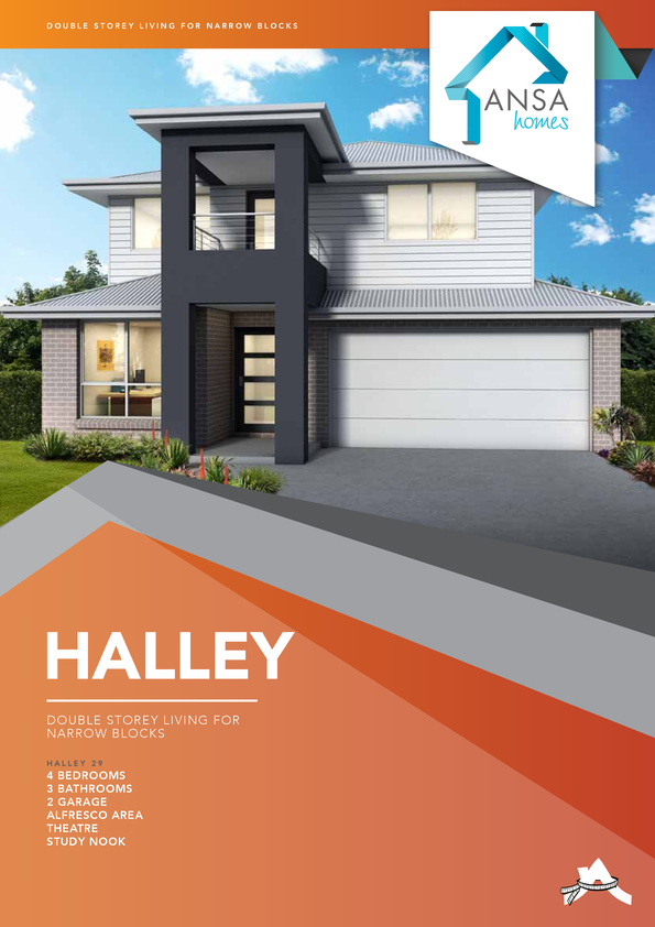 Browse Brochure: HALLEY - Perfect design