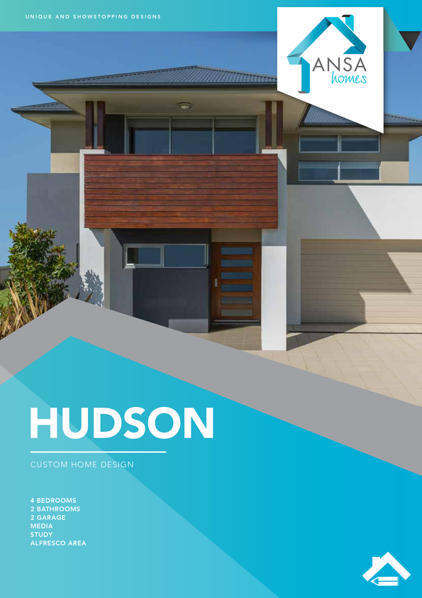 Browse Brochure: HUDSON - Harmony & balanc