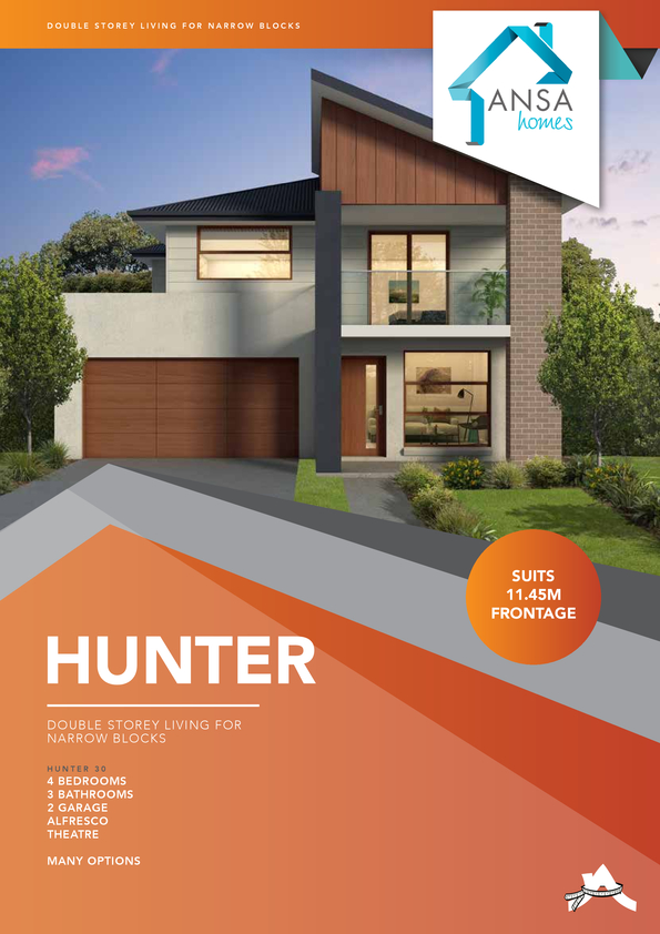 Browse Brochure: HUNTER