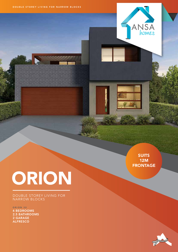 Browse Brochure: ORION