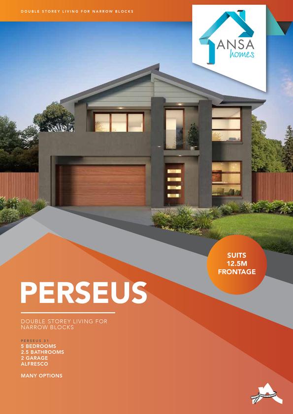 Browse Brochure: PERSEUS