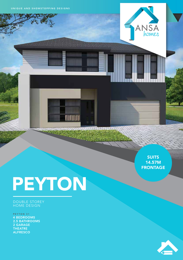 Browse Brochure: PEYTON - Space for everyone