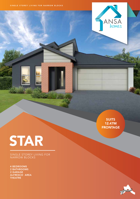 View Brochure: STAR-Practical Family Home