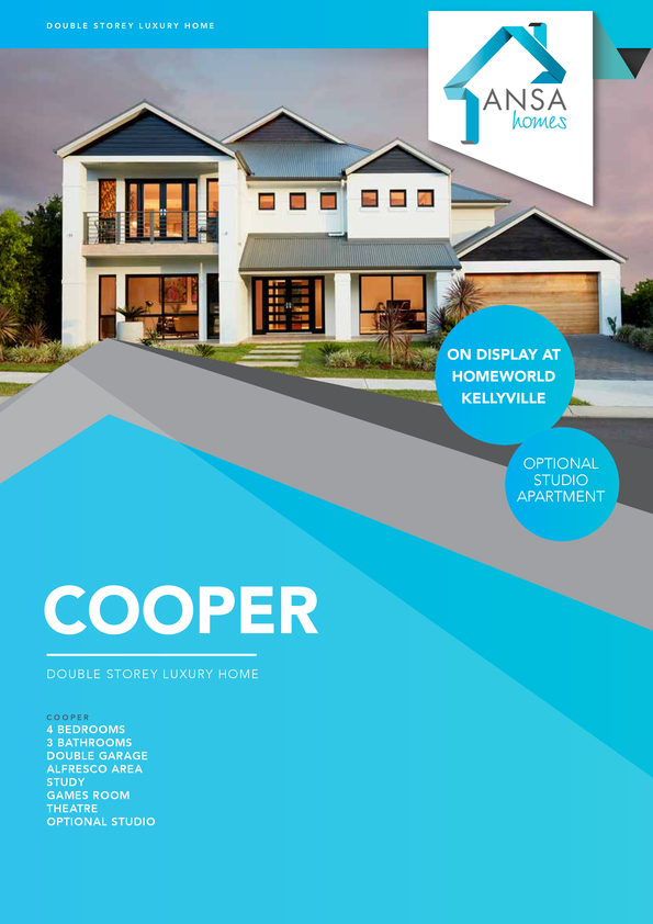Browse Brochure: THE COOPER