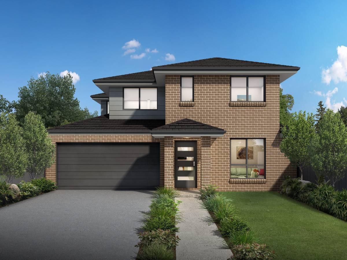 ANZAC Facade - Archer Narrow Block Design