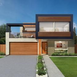 View Photo: AUSTINMERE Facade - Archer Narrow Block Design