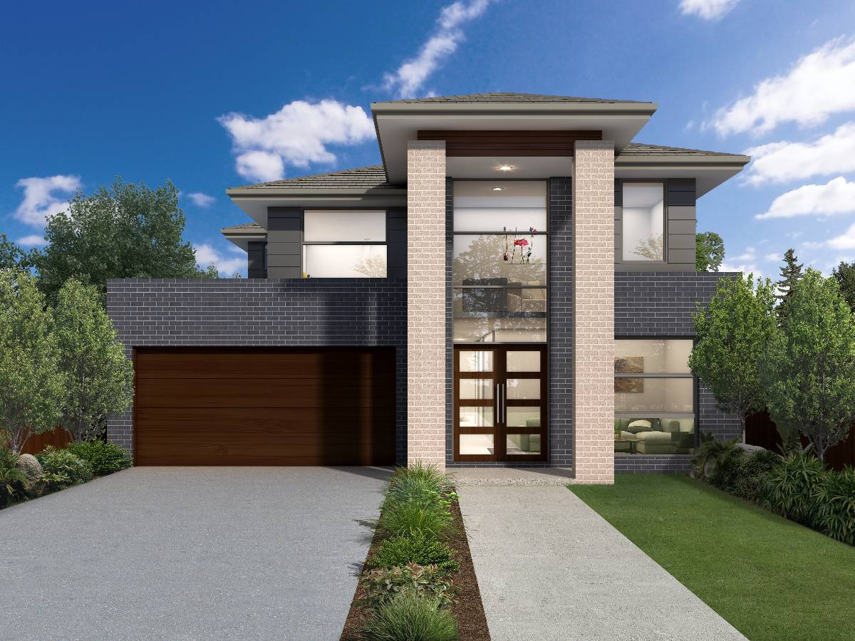 HERITAGE Facade - Archer Narrow Block Design