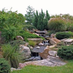 View Photo: Large Pondless Waterfall