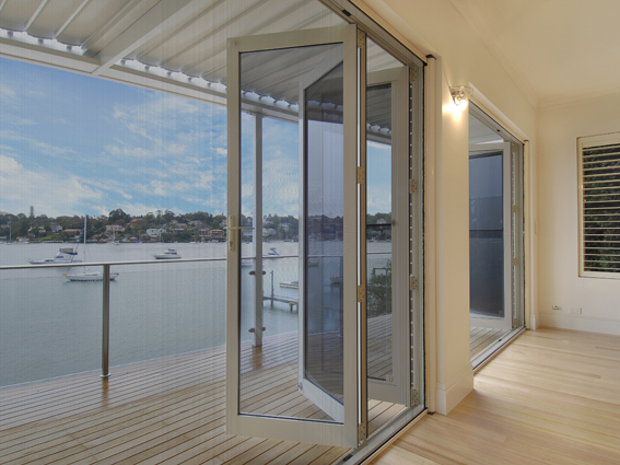 Read Article: 7  Problems with screening bifold doors