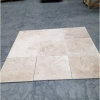 Read Article: Unfilled Travertine Tiles
