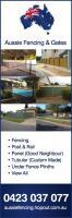 Aussie Fencing & Gates