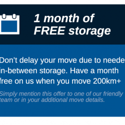View Photo: 1 month free storage