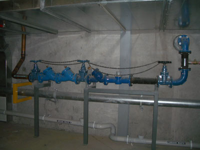 View Photo: 4 inch Back Flow Devices