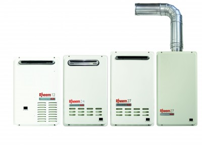 Read Article: Rheem continuous flow hot water systems
